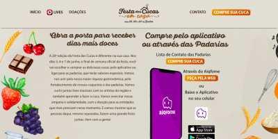 RBS TV - FESTA DAS CUCAS